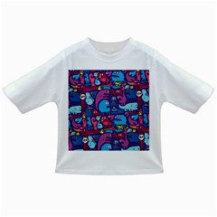 Hipster Pattern Animals And Tokyo Infant/Toddler T-Shirts