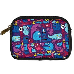 Hipster Pattern Animals And Tokyo Digital Camera Cases