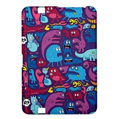 Hipster Pattern Animals And Tokyo Kindle Fire HD 8.9