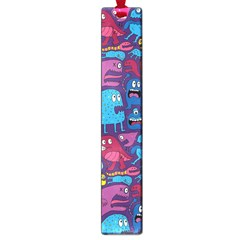 Hipster Pattern Animals And Tokyo Large Book Marks