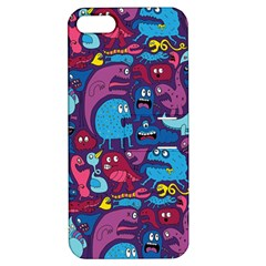Hipster Pattern Animals And Tokyo Apple Iphone 5 Hardshell Case With Stand