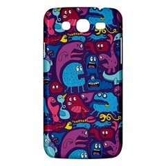Hipster Pattern Animals And Tokyo Samsung Galaxy Mega 5 8 I9152 Hardshell Case