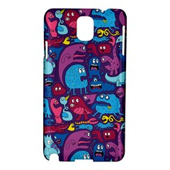 Hipster Pattern Animals And Tokyo Samsung Galaxy Note 3 N9005 Hardshell Case