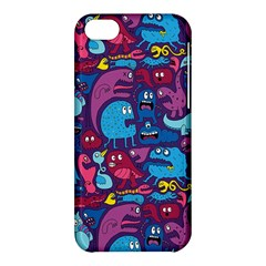 Hipster Pattern Animals And Tokyo Apple Iphone 5c Hardshell Case