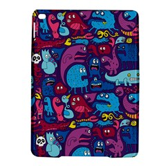 Hipster Pattern Animals And Tokyo Ipad Air 2 Hardshell Cases