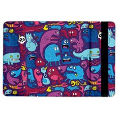 Hipster Pattern Animals And Tokyo iPad Air 2 Flip