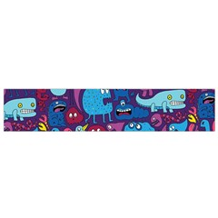 Hipster Pattern Animals And Tokyo Flano Scarf (Small)