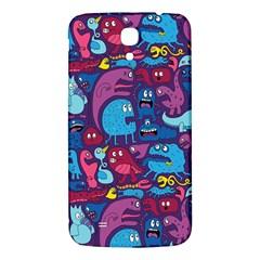 Hipster Pattern Animals And Tokyo Samsung Galaxy Mega I9200 Hardshell Back Case