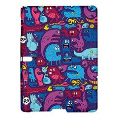Hipster Pattern Animals And Tokyo Samsung Galaxy Tab S (10.5 ) Hardshell Case