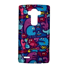 Hipster Pattern Animals And Tokyo Lg G4 Hardshell Case