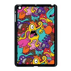 Monster Patterns Apple iPad Mini Case (Black)