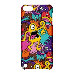 Monster Patterns Apple iPod Touch 5 Hardshell Case with Stand