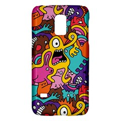 Monster Patterns Galaxy S5 Mini