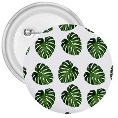 Leaf Pattern Seamless Background 3  Buttons