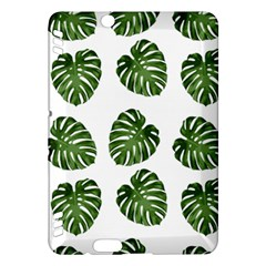 Leaf Pattern Seamless Background Kindle Fire HDX Hardshell Case