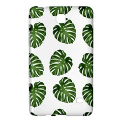 Leaf Pattern Seamless Background Samsung Galaxy Tab 4 (7 ) Hardshell Case