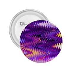 Purple And Yellow Zig Zag 2 25  Buttons