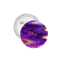 Purple And Yellow Zig Zag 1 75  Buttons