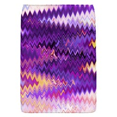 Purple And Yellow Zig Zag Flap Covers (S)