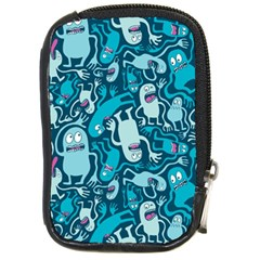 Monster Pattern Compact Camera Cases