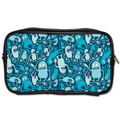 Monster Pattern Toiletries Bags