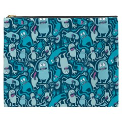 Monster Pattern Cosmetic Bag (XXXL)