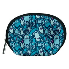Monster Pattern Accessory Pouches (Medium)