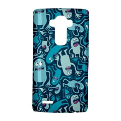 Monster Pattern Lg G4 Hardshell Case