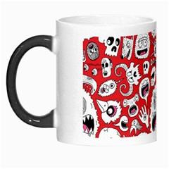 Another Monster Pattern Morph Mugs