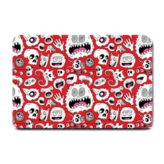 Another Monster Pattern Small Doormat