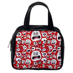 Another Monster Pattern Classic Handbags (One Side)
