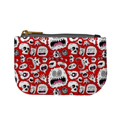 Another Monster Pattern Mini Coin Purses