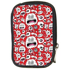 Another Monster Pattern Compact Camera Cases
