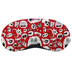 Another Monster Pattern Sleeping Masks