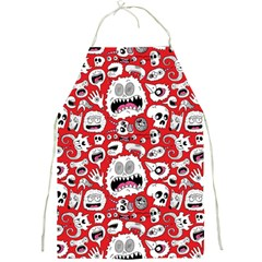 Another Monster Pattern Full Print Aprons