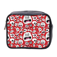 Another Monster Pattern Mini Toiletries Bag 2-Side