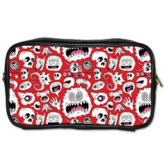 Another Monster Pattern Toiletries Bags 2-Side