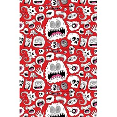 Another Monster Pattern 5 5  X 8 5  Notebooks