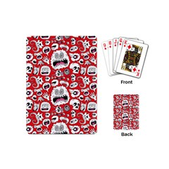 Another Monster Pattern Playing Cards (Mini)