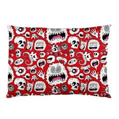 Another Monster Pattern Pillow Case (Two Sides)