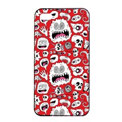 Another Monster Pattern Apple iPhone 4/4s Seamless Case (Black)