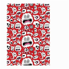 Another Monster Pattern Small Garden Flag (two Sides)