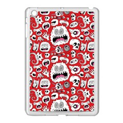 Another Monster Pattern Apple Ipad Mini Case (white)