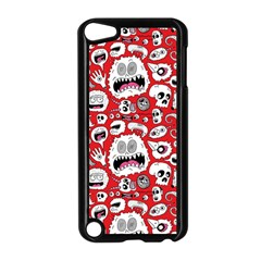 Another Monster Pattern Apple iPod Touch 5 Case (Black)