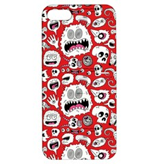 Another Monster Pattern Apple Iphone 5 Hardshell Case With Stand