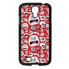 Another Monster Pattern Samsung Galaxy S4 I9500/ I9505 Case (black)