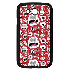 Another Monster Pattern Samsung Galaxy Grand Duos I9082 Case (black)