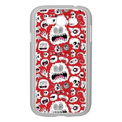 Another Monster Pattern Samsung Galaxy Grand DUOS I9082 Case (White)