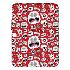 Another Monster Pattern Samsung Galaxy Tab 3 (10 1 ) P5200 Hardshell Case