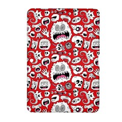 Another Monster Pattern Samsung Galaxy Tab 2 (10.1 ) P5100 Hardshell Case